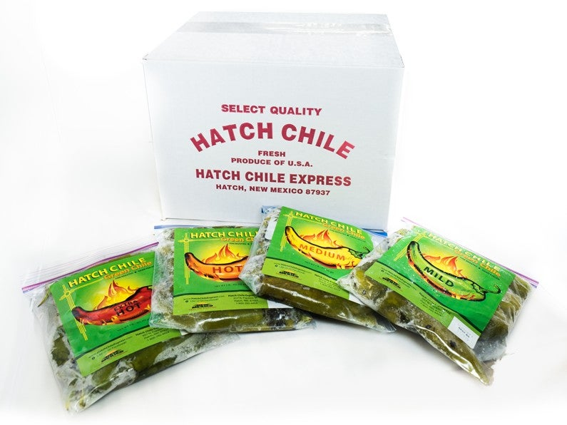 Hatch Chile Express Green Chiles