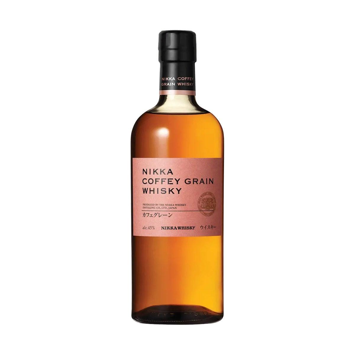 Best Japanese Whiskies Option Nikka Coffey Grain Whisky