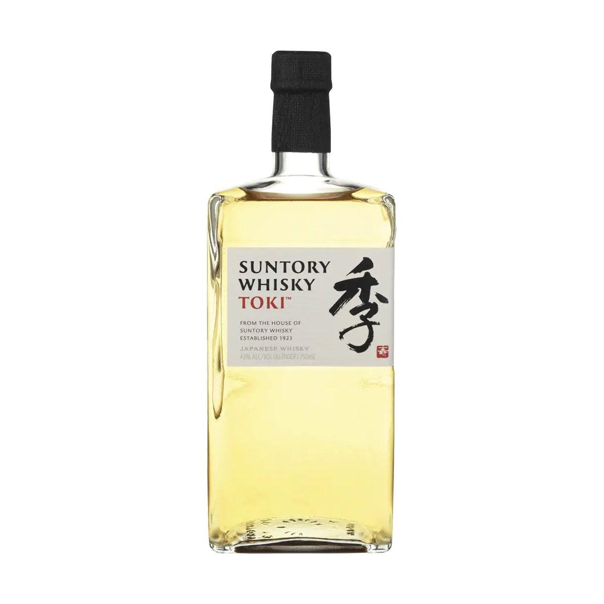 Best Japanese Whiskies Option Suntory Whisky Toki