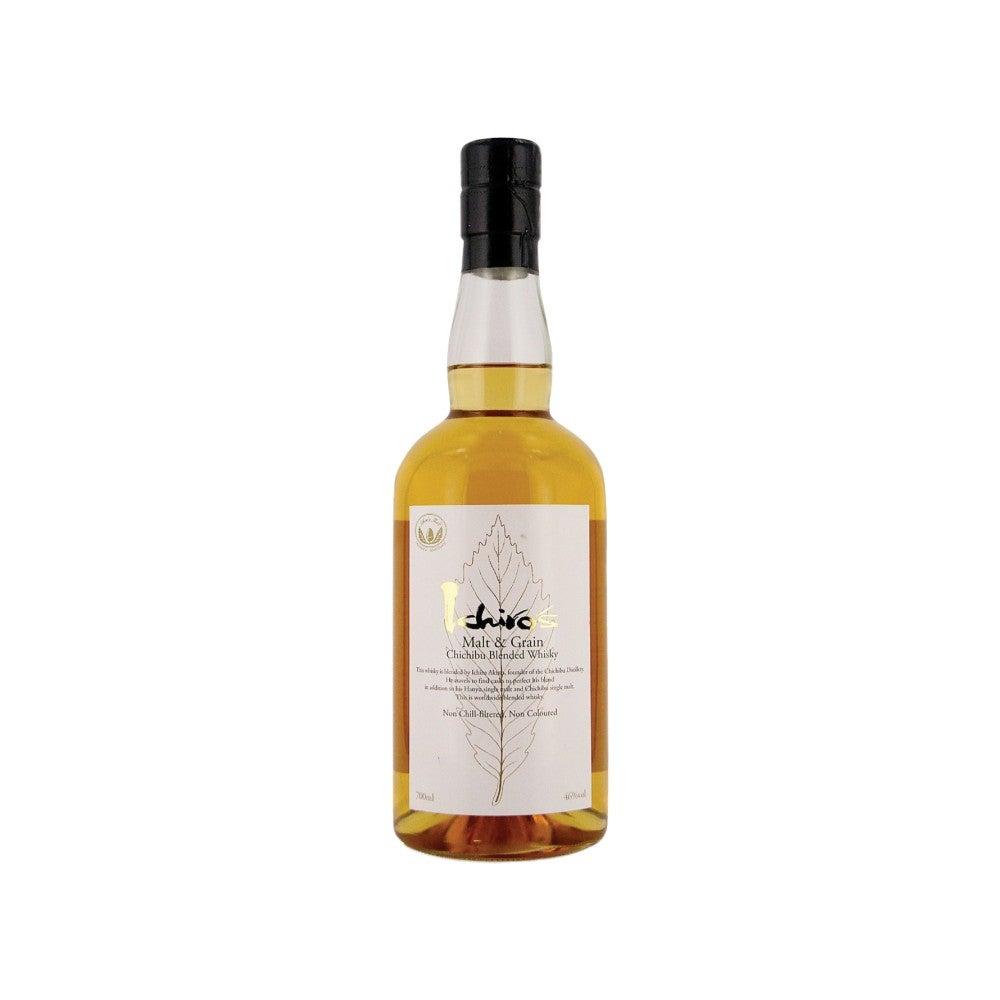 Best Japanese Whiskies Option Ichiro's Malt & Grain