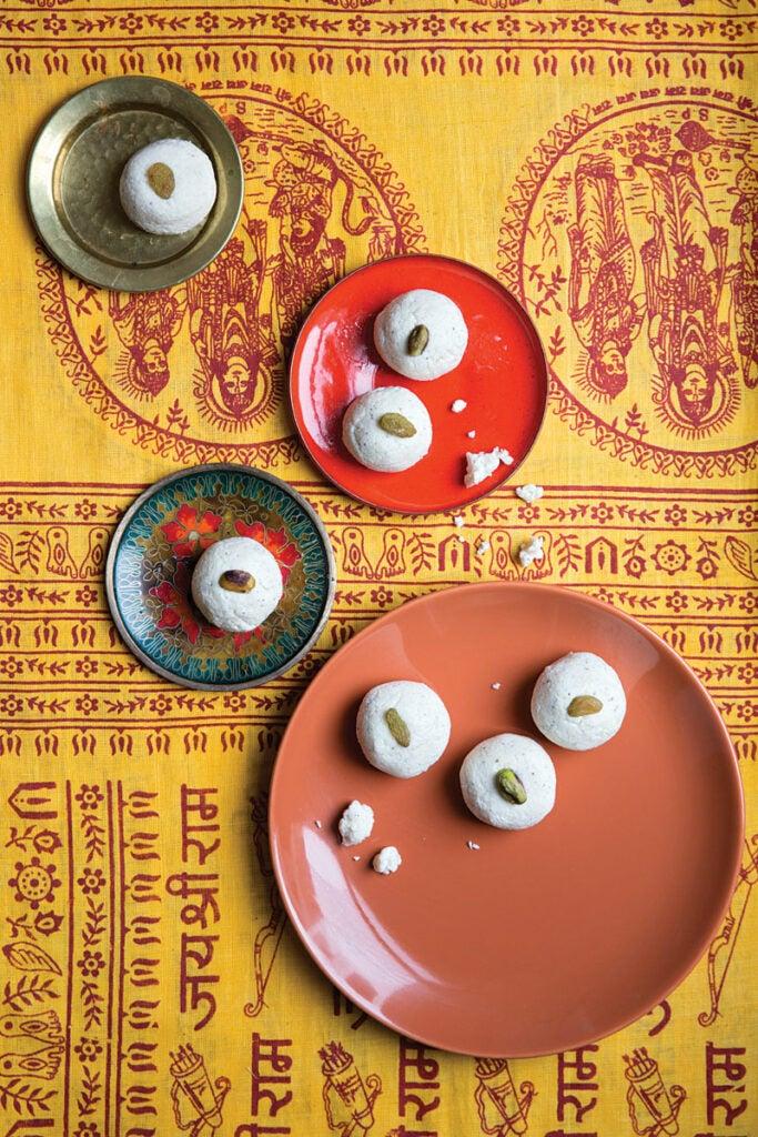 Bengali Milk Sweets (Sandesh)