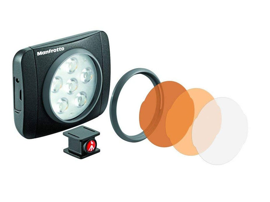 Manfrotto Lumimuse 6 On-Camera LED Light