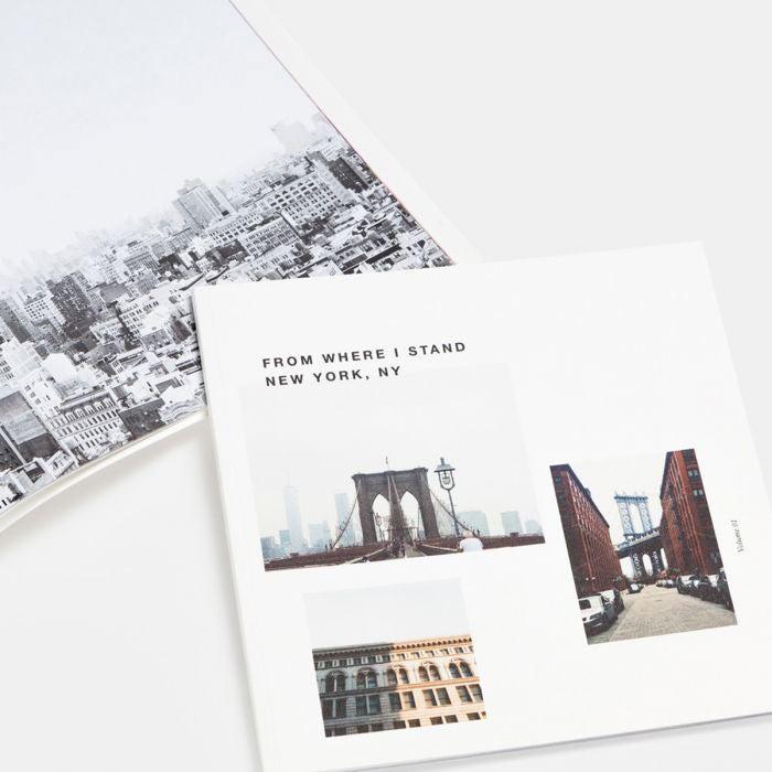 Artifact Uprising Softcover Photo Books