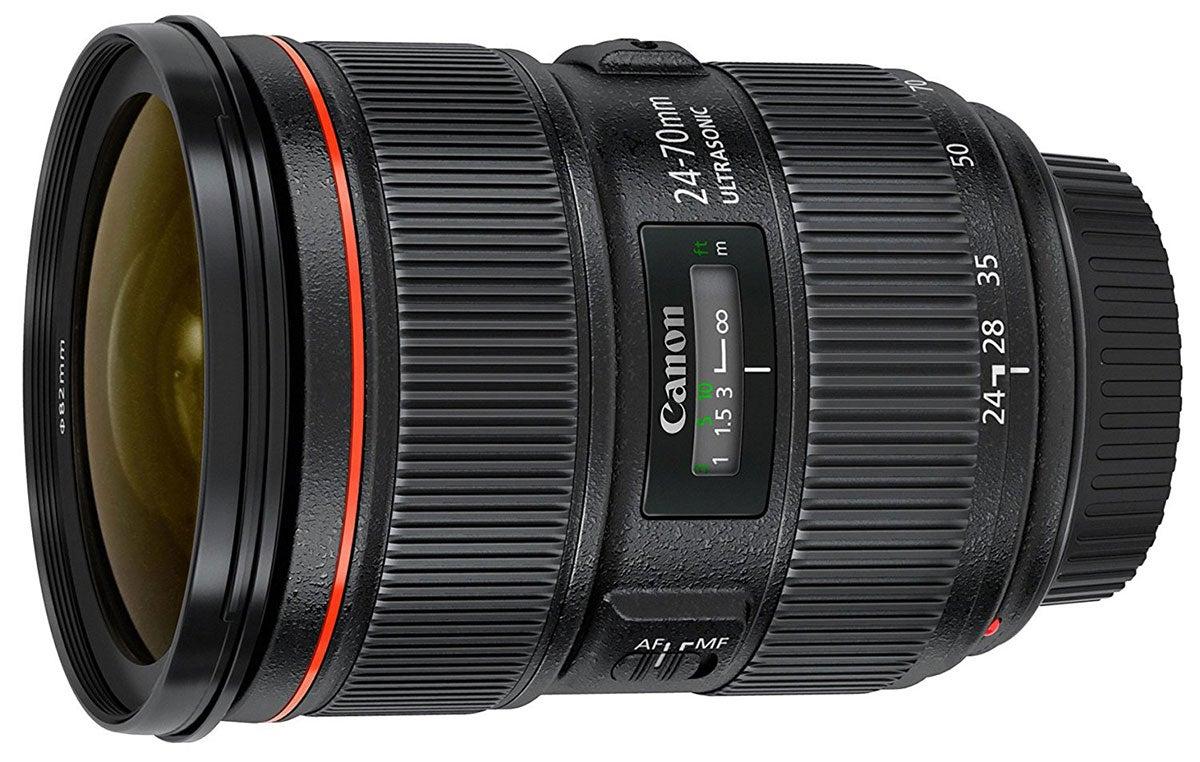 Canon 24-70mm 2.8L II