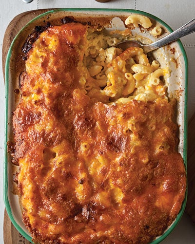 Southern-Style Mac and Cheese