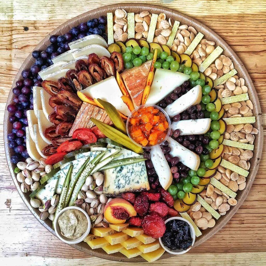 cheese platter 7