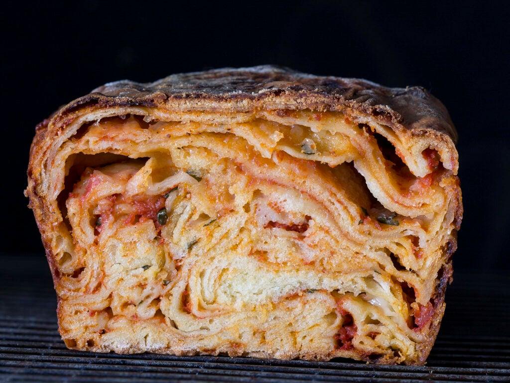 Lasagna Bread Scaccia