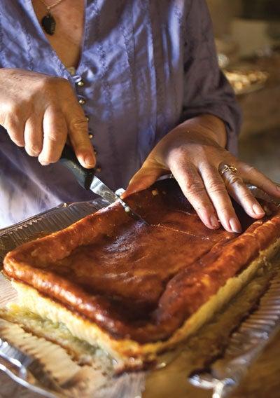 Corsican-Style Cheesecake (Fiadone)