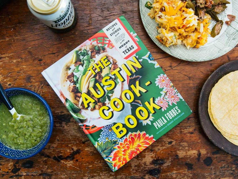 We're Cooking Through The Austin Cookbook with a Native Austinite