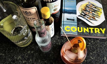 Dispatches from Basque Country, October's Cookbook Club Pick