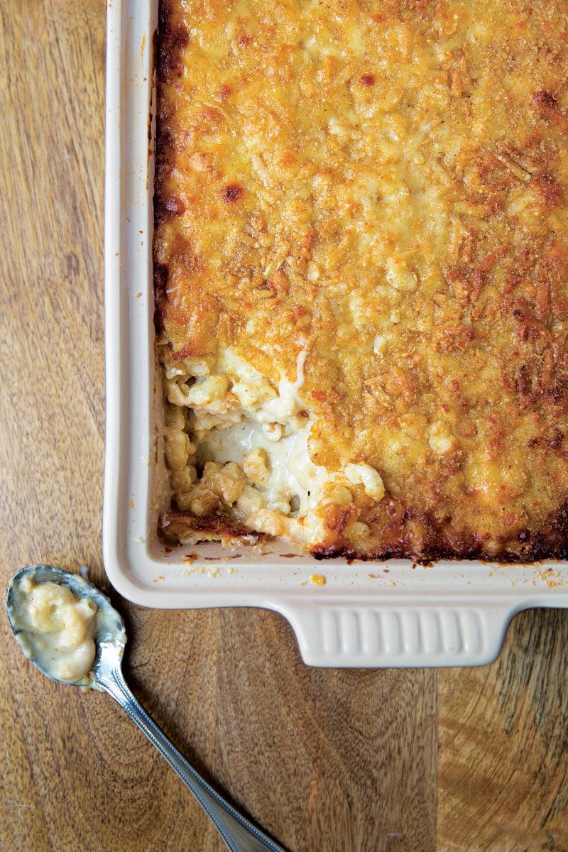 Thomas Keller's Macaroni and Cheese