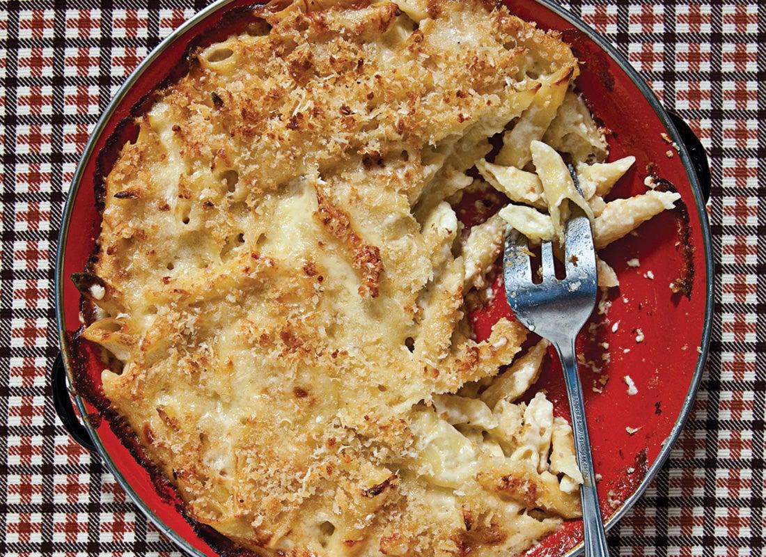 Artisanal Macaroni and Cheese