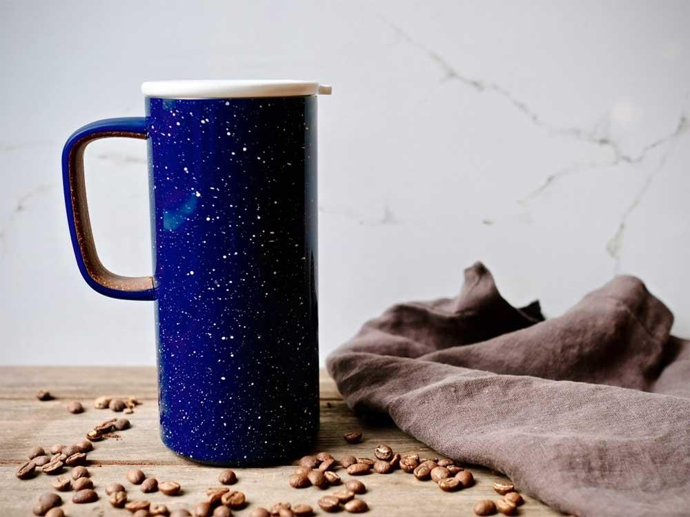 Ello 18 oz. Campy Travel Mug