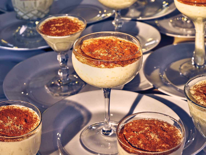 Cardamom Rice Pudding