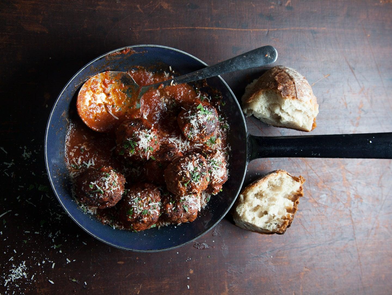Classic Meatballs