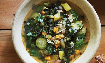 Make the Traditional Soup of Italy's Olive Oil Producers