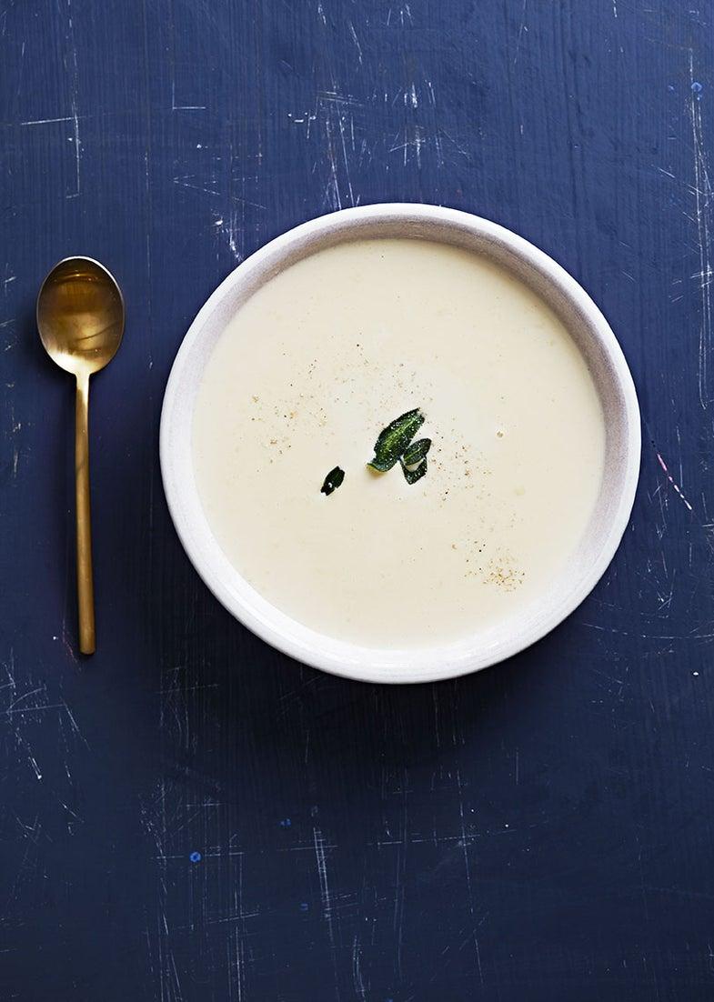 Creamy Garlic Soup