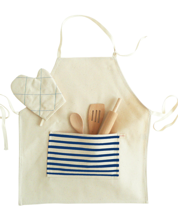 Handmade Children's Apron Set