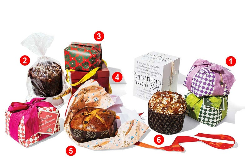 6 Mail-Order Panettone Actually Worth Eating
