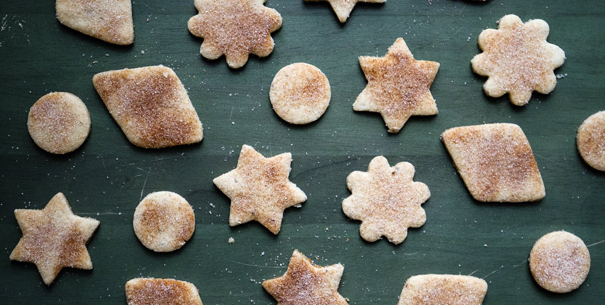 Anise Seed Cookies (Bizcochitos)