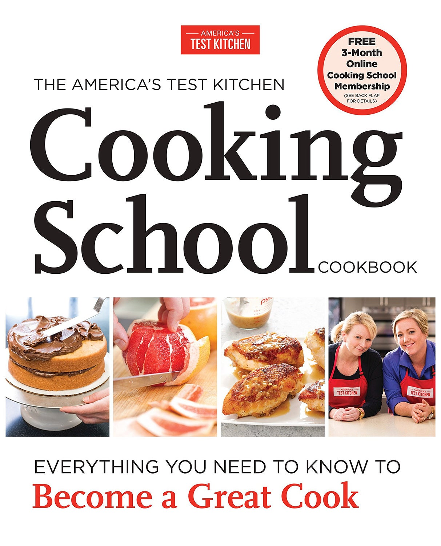 America's Test Kitchen Cooking School, by America's Test Kitchen