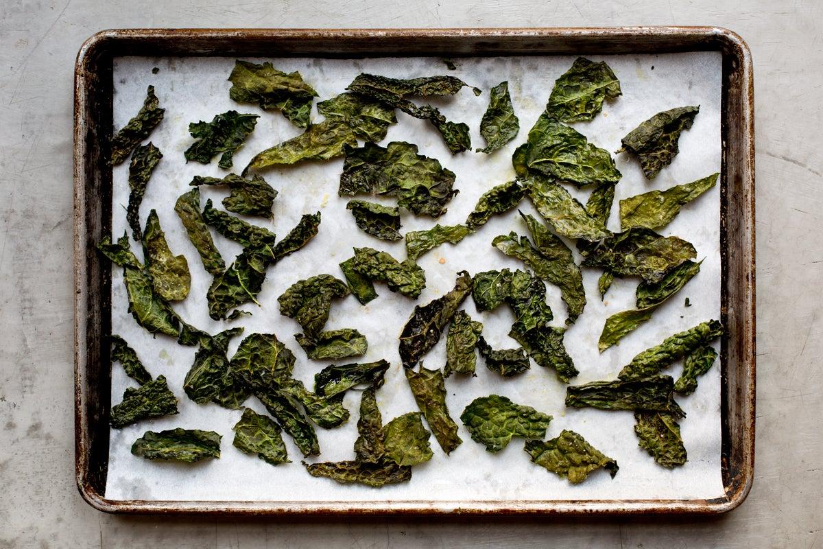 kale chips, kale chips recipe, easy kale recipe
