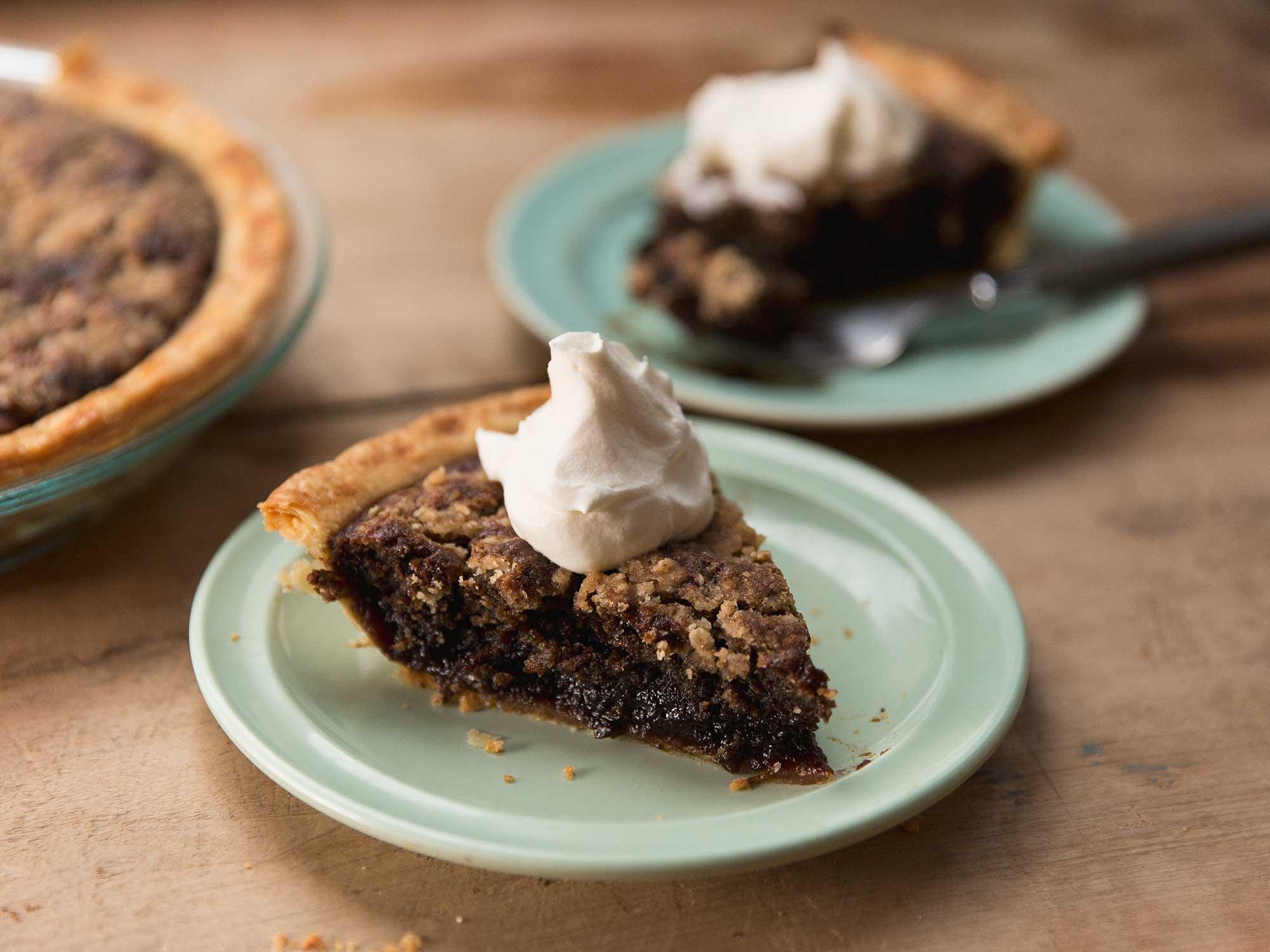 molasses pie