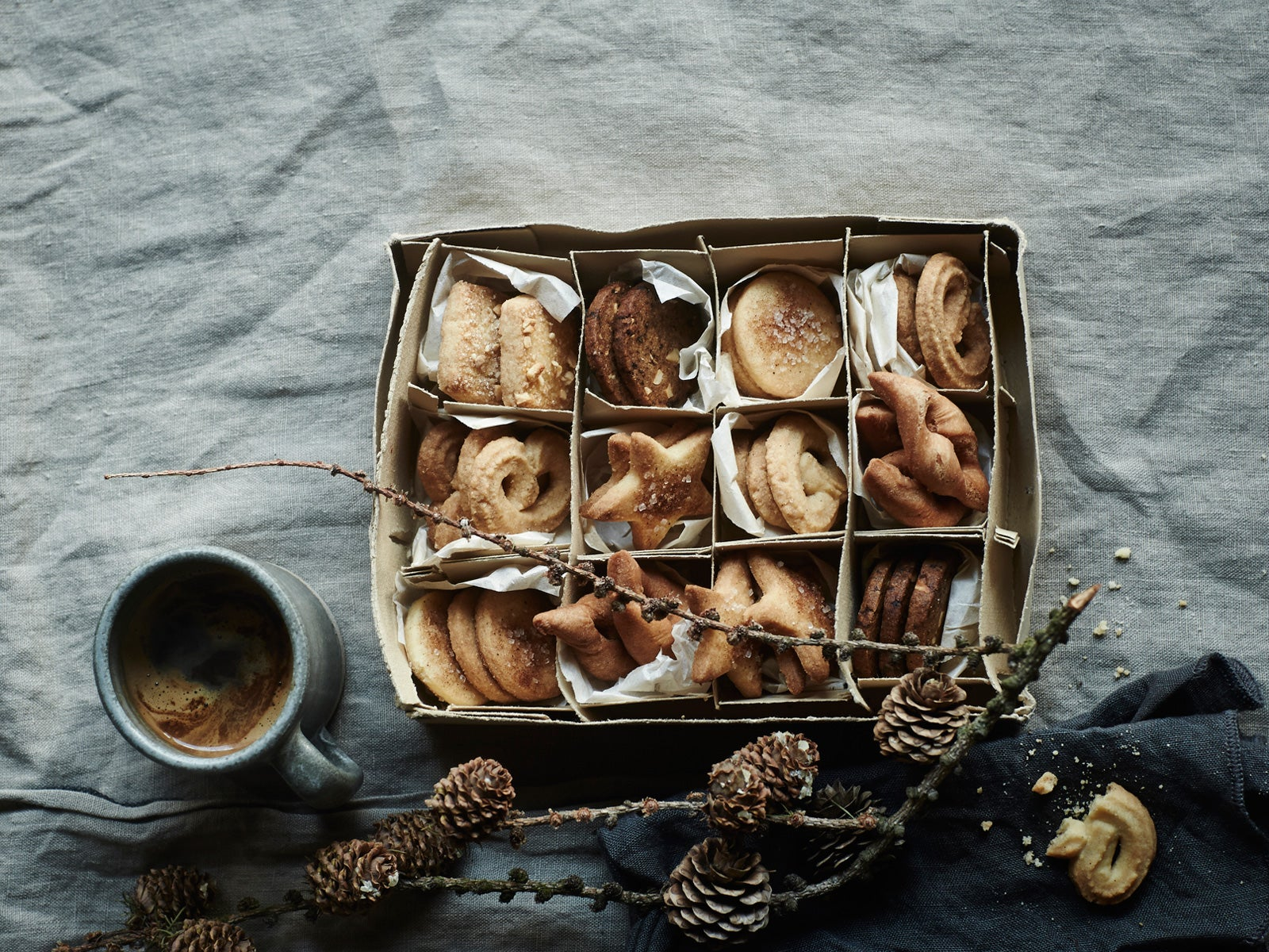 5 Buttery, Spicy Danish Christmas Cookies