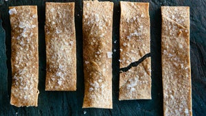 These Olive Oil Crackers Are So Easy You'll Never Need to Buy Them Again