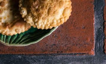 Ricotta, Potato, and Scallion Fritters