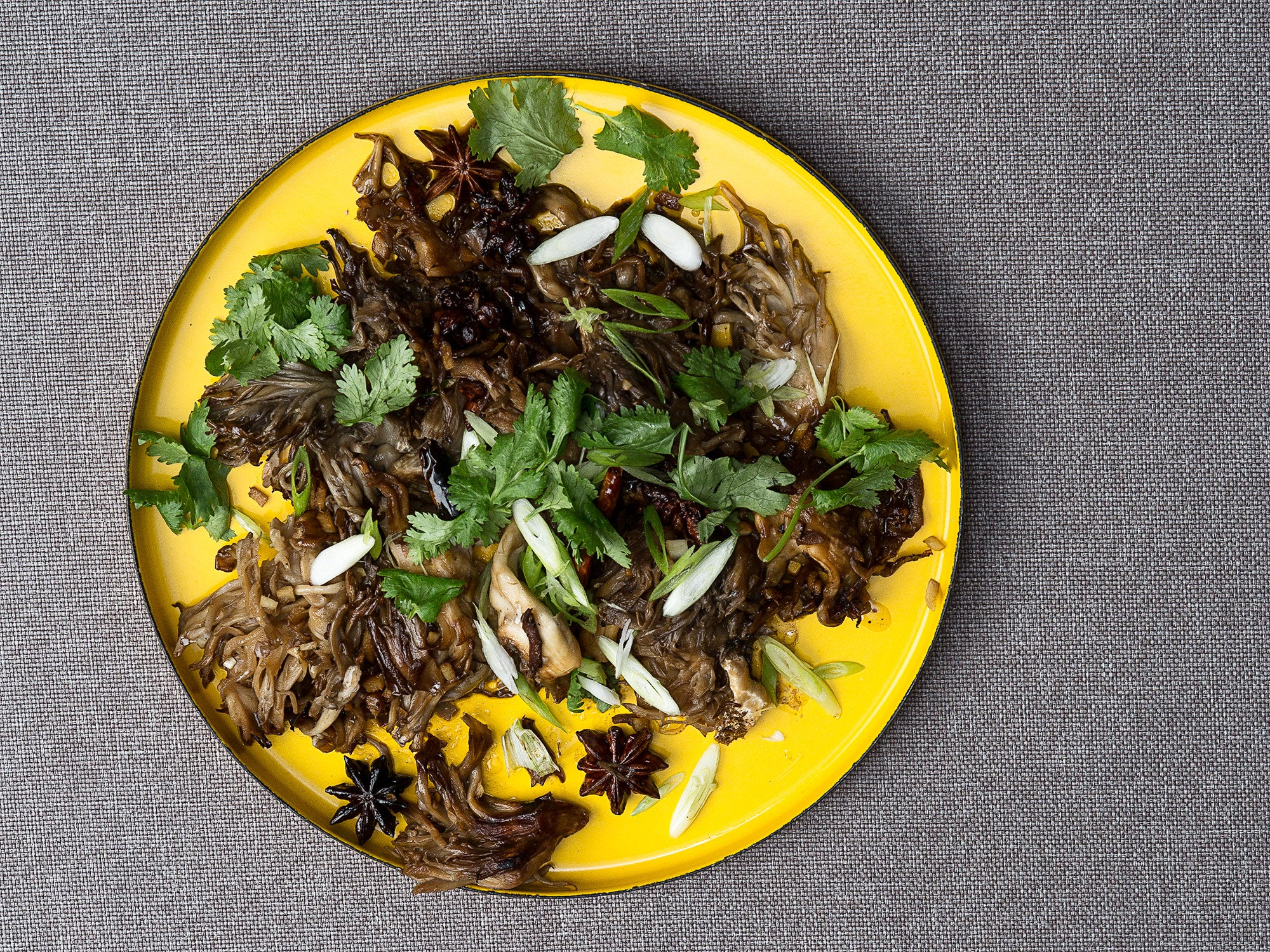 Up Your Mushroom Game With This Shanghai Stir-Fry