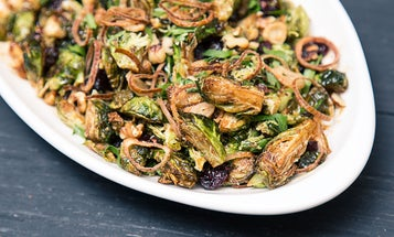 A Brussels Sprout Dish for the Haters