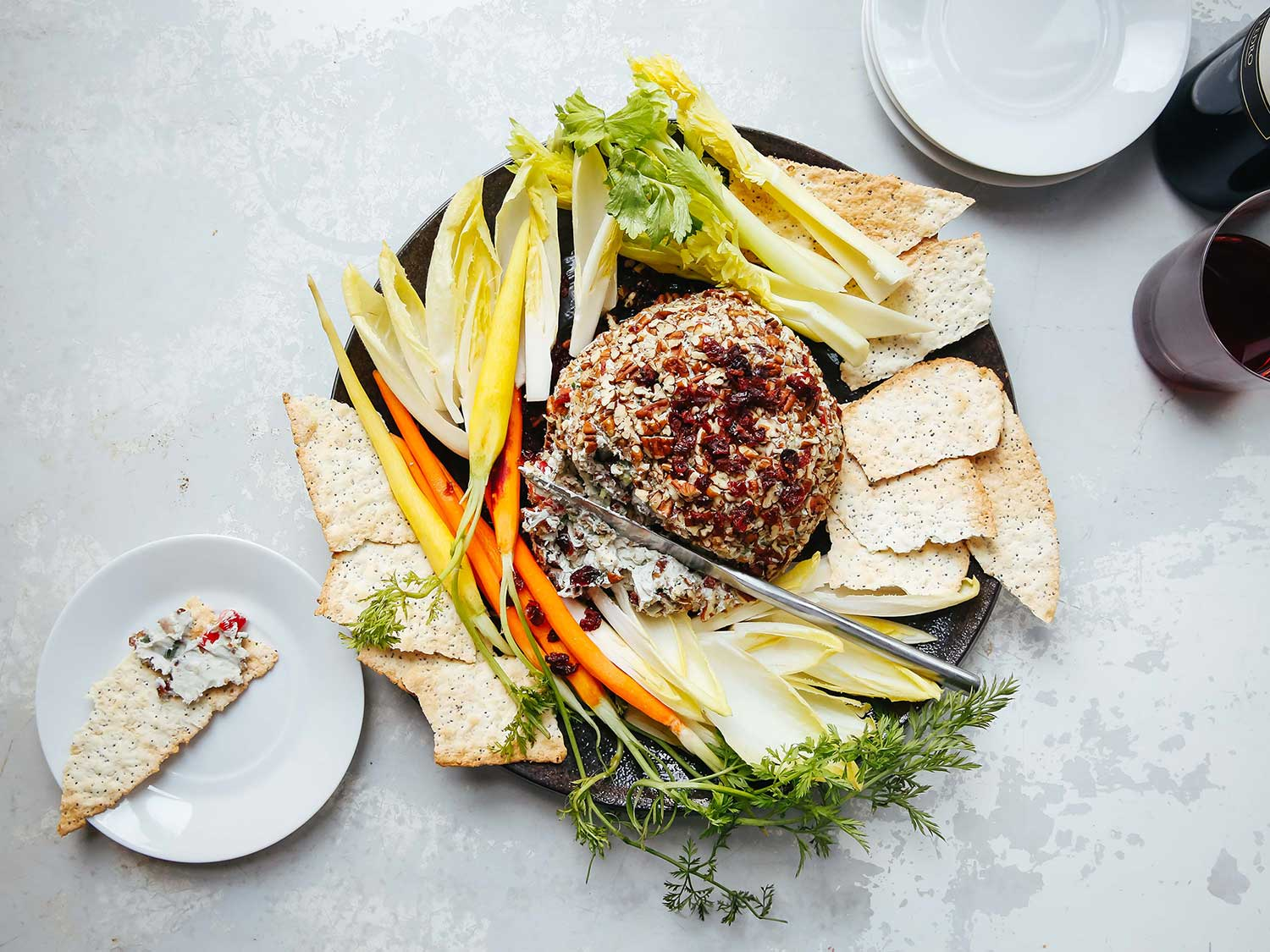 How I Learned to Love The Texas Holiday Cheese Ball