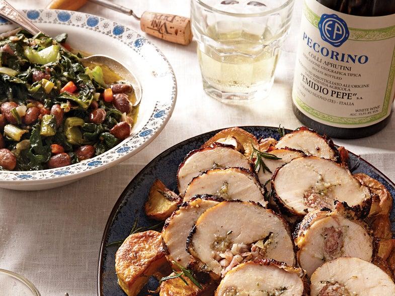 Porchetta-Style Chicken