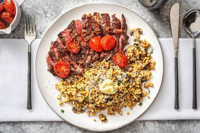 Saveur Steak