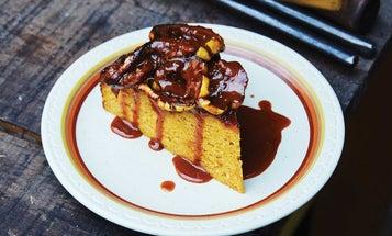 Cast-Iron Squash Pudding