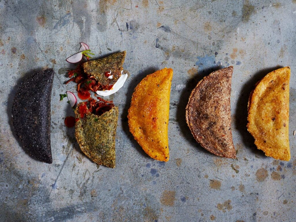 Fried Shredded Beef Empanadas