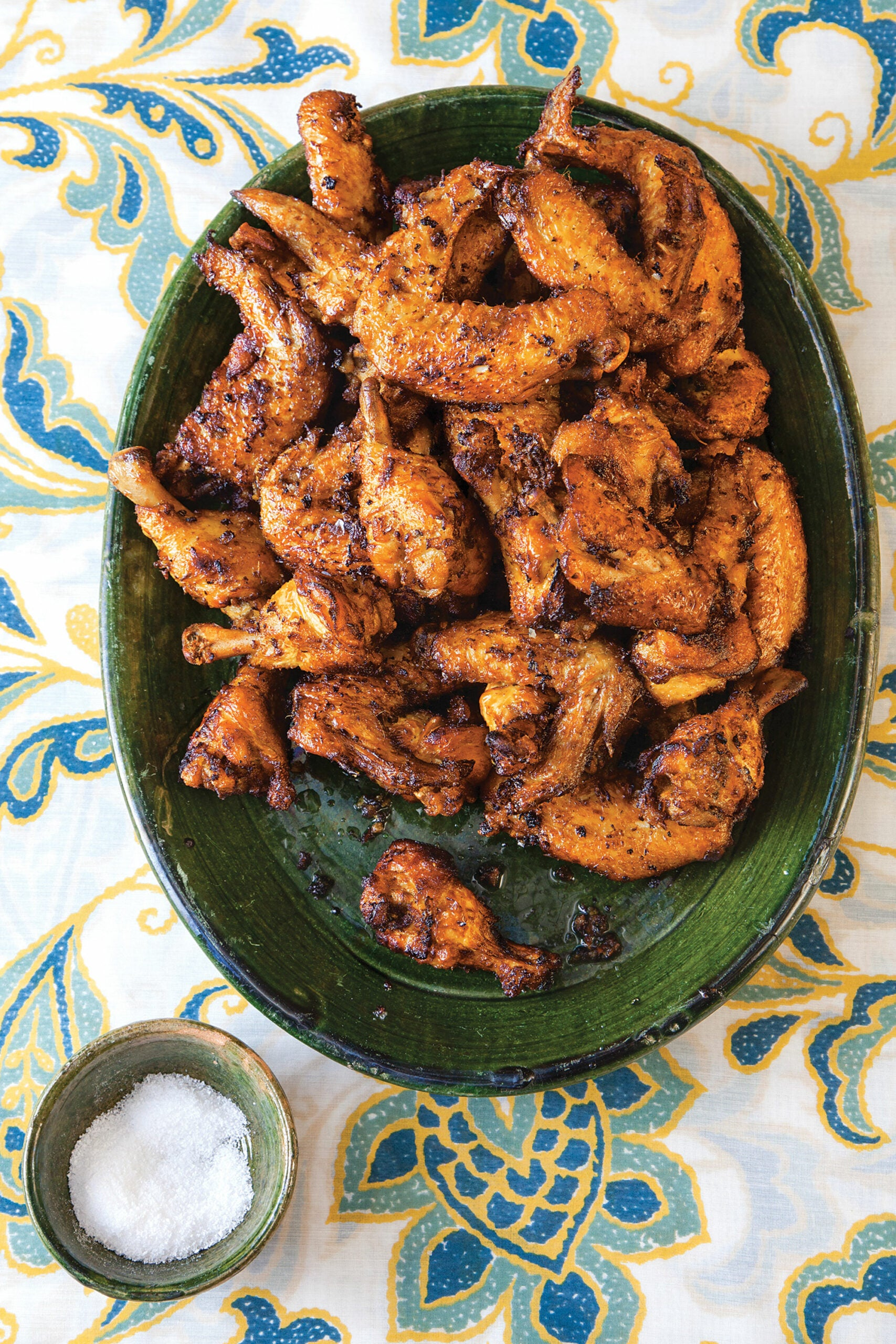Indonesian-Style Chicken Wings