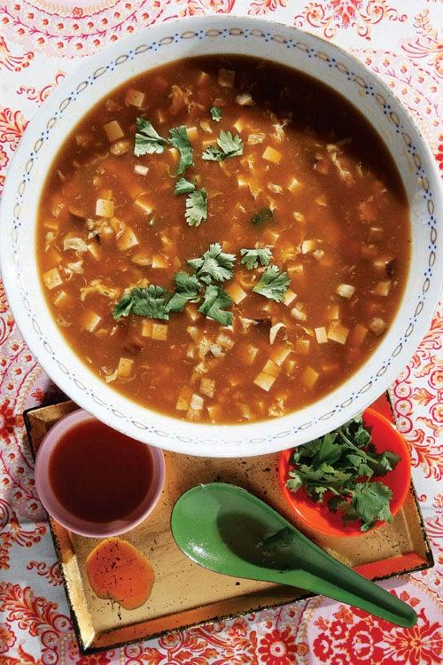 Hot and Sour Soup (Suan La Tang)