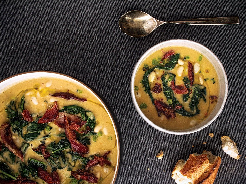 Kale Soup Recipe