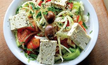 Food History of Greece