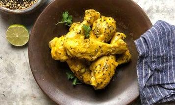 Turmeric Chicken Curry