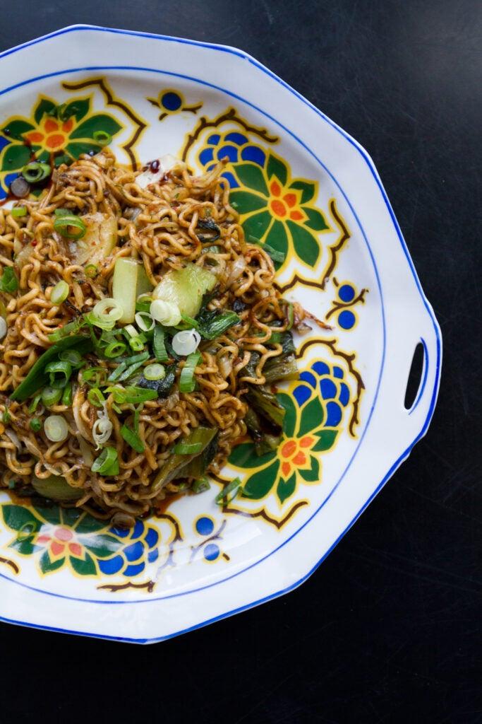 Marcus Samuelsson's Sho' Nuff Noodles