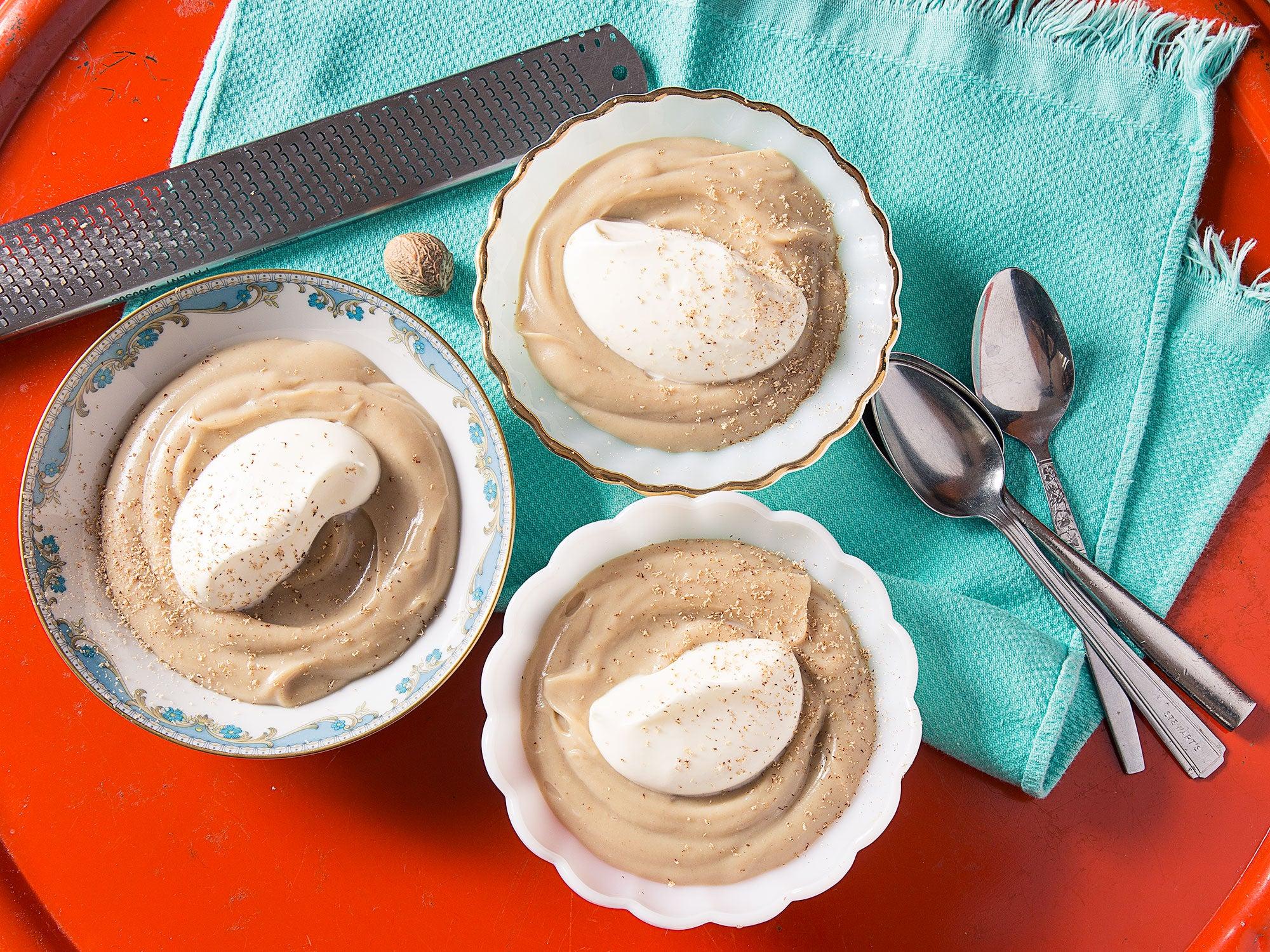 Chestnut Pudding