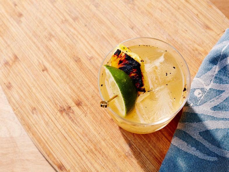 Grilled Pineapple Margarita