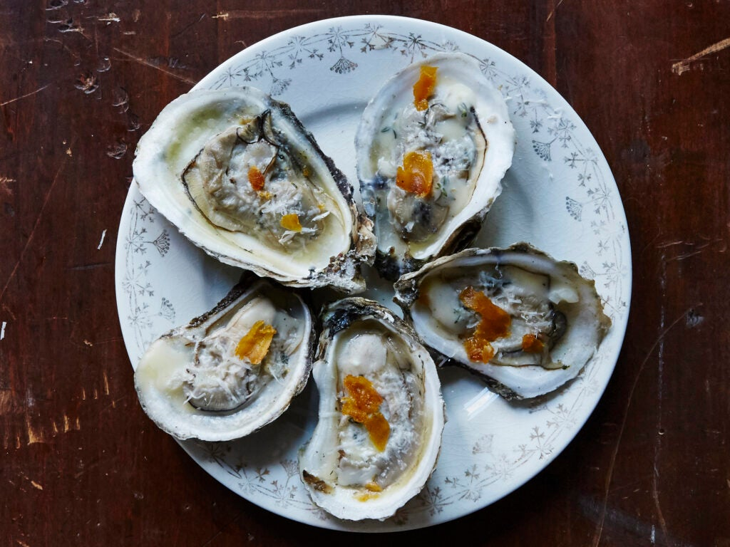 Oysters, New Orleans, Thanksgiving