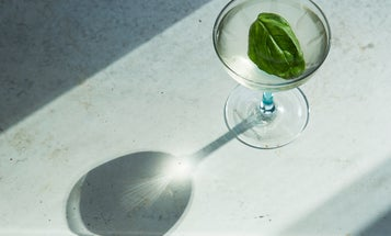 Why Your Cocktail's Herb Garnish Needs a Good Whack
