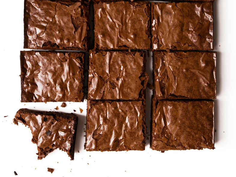 The Ultimate Fudgy Brownie Recipe