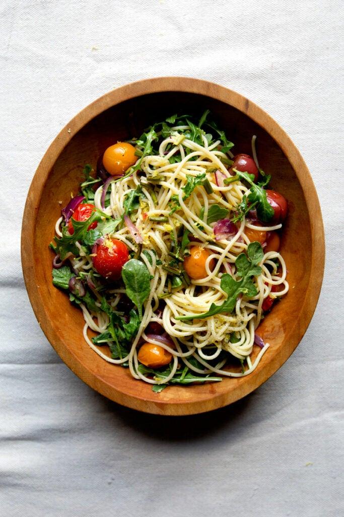 httpswww.saveur.comsitessaveur.comfilesimport20152014-06recipe_garlic-scape-pasta_800x1200_0.jpg