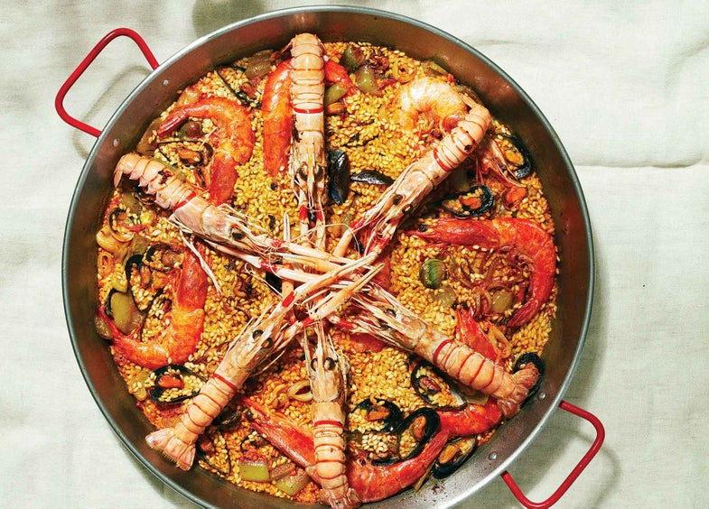 9 Ways to Make the Best Paella Ever